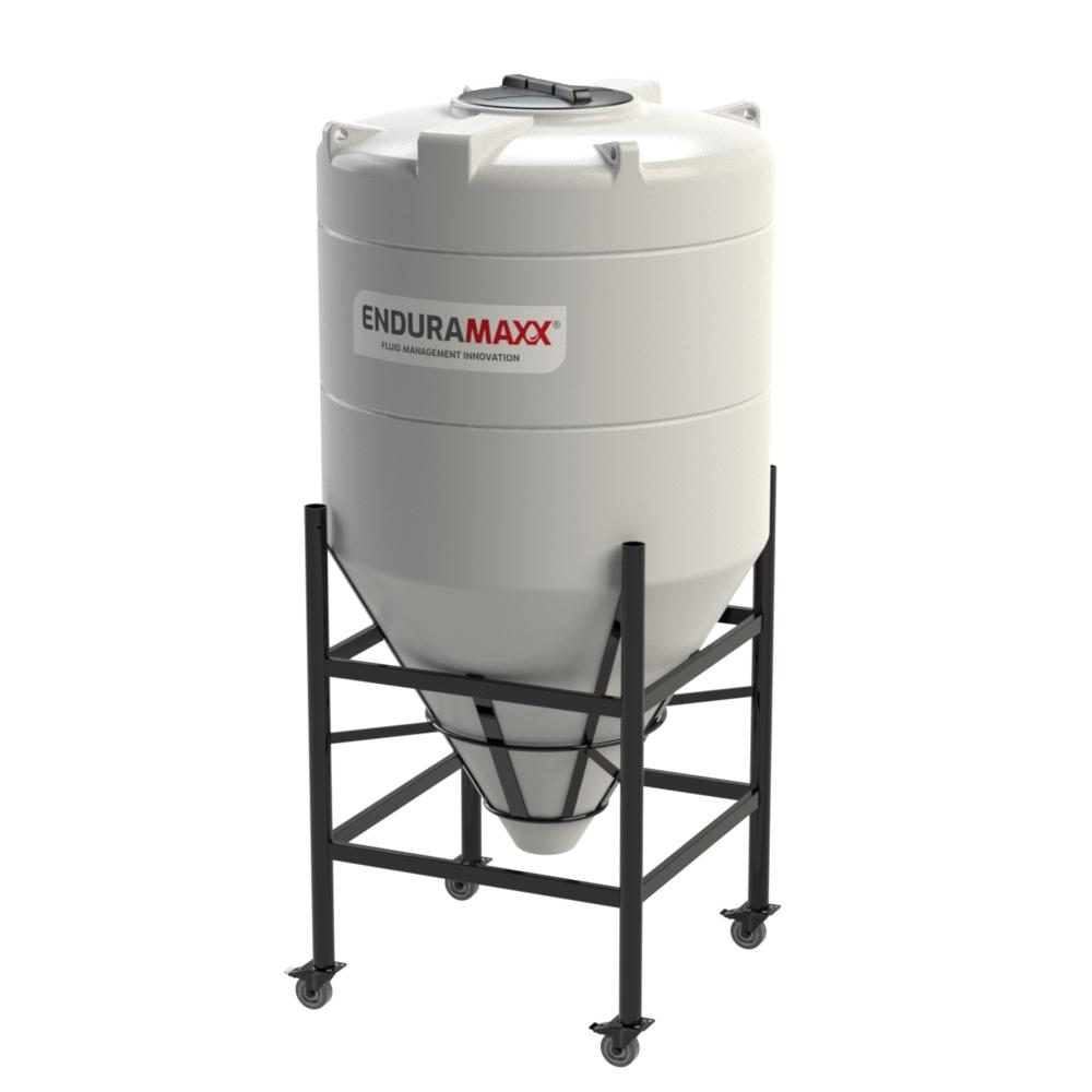 Enduramaxx 17560560 1600 Litre IBC Hopper Silo Tank