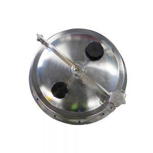 135341 455mm Stainless Steel Hinged Lid