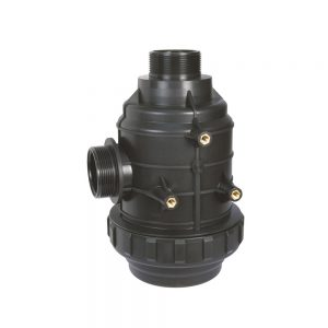 """135826 3"""" Male/Male BSP Threaded Suction Filter (50 mesh)"""