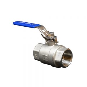 178507-SS 3/4? F/F WRAS Approved Ball Valve – Stainless Steel