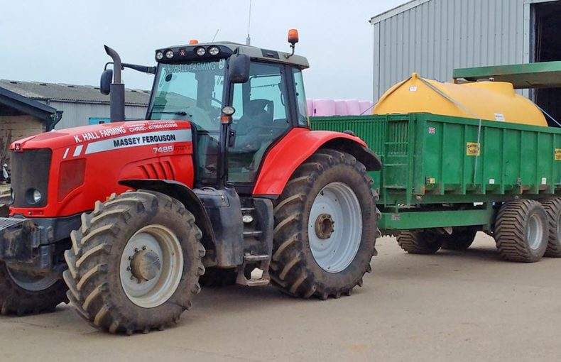 How to choose the right size sprayer tanks for a trailer