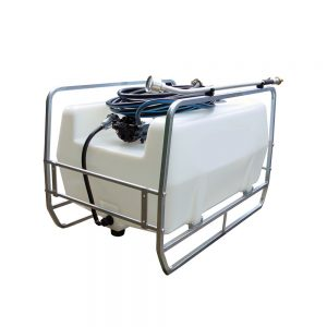 200 Litre Skid Mounted Watering Unit 12V
