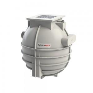 4000 litre underground tank