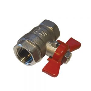137019 - Ball valve wing handled