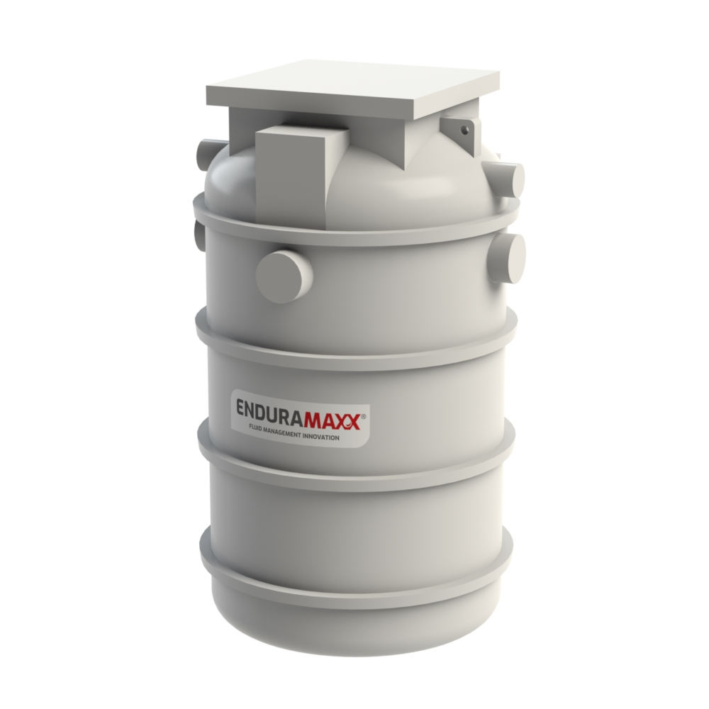 1,400 Litre Underground Rainwater Tank