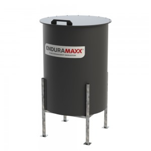 1500 litre Cone tank tank Hinged Lid