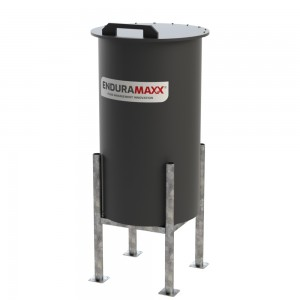 400 Litre Cone Batch Tank with Frame