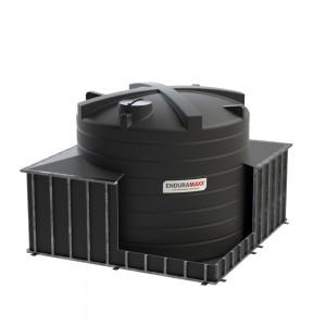 CTB25000-Skirt 25000 litre Bunded Chemical Tank