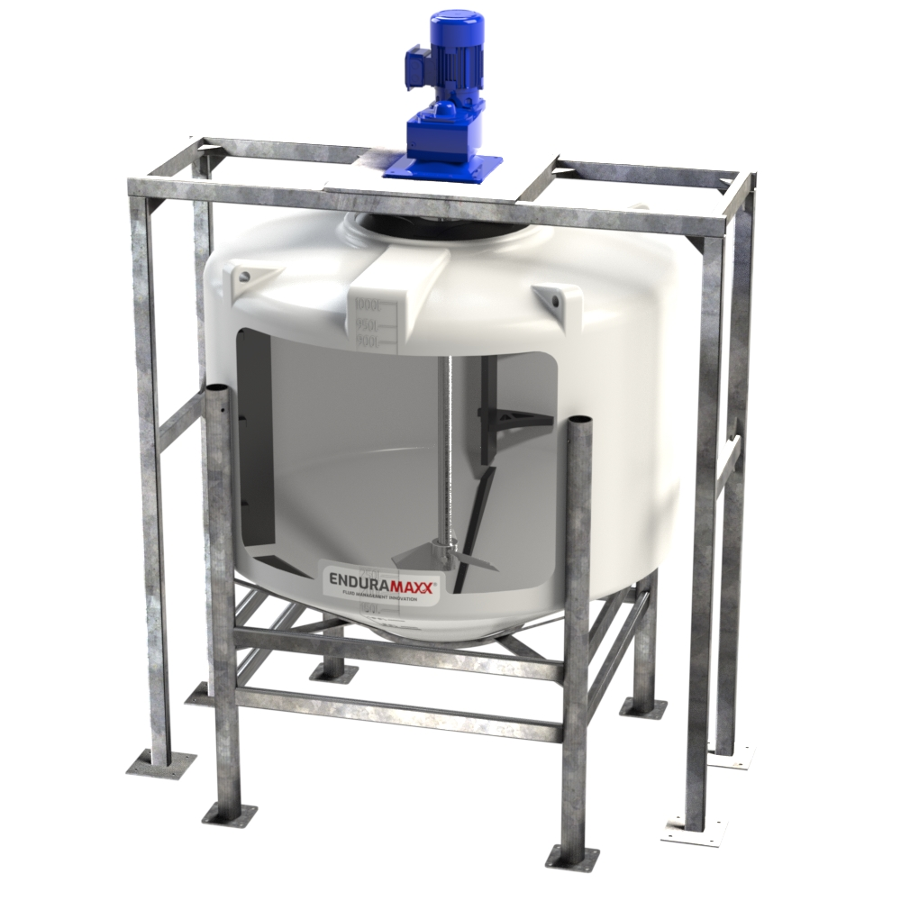 Water Treatment Mixer Vessels