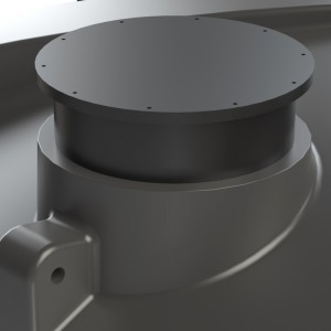Fume-Time Bolted Lids