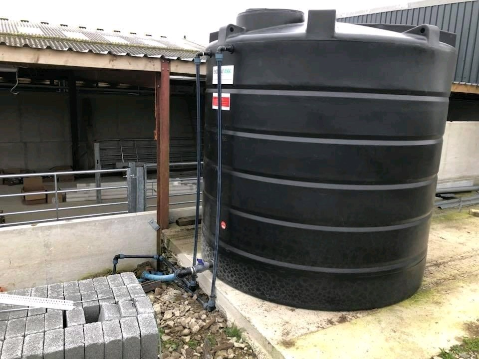 Water Supply From A Well, Borehole Or Rainwater Tank