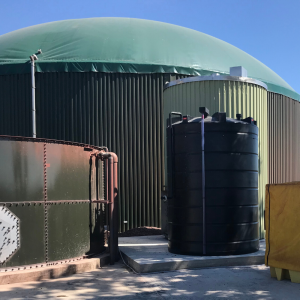 Anaerobic Digestion Process Water