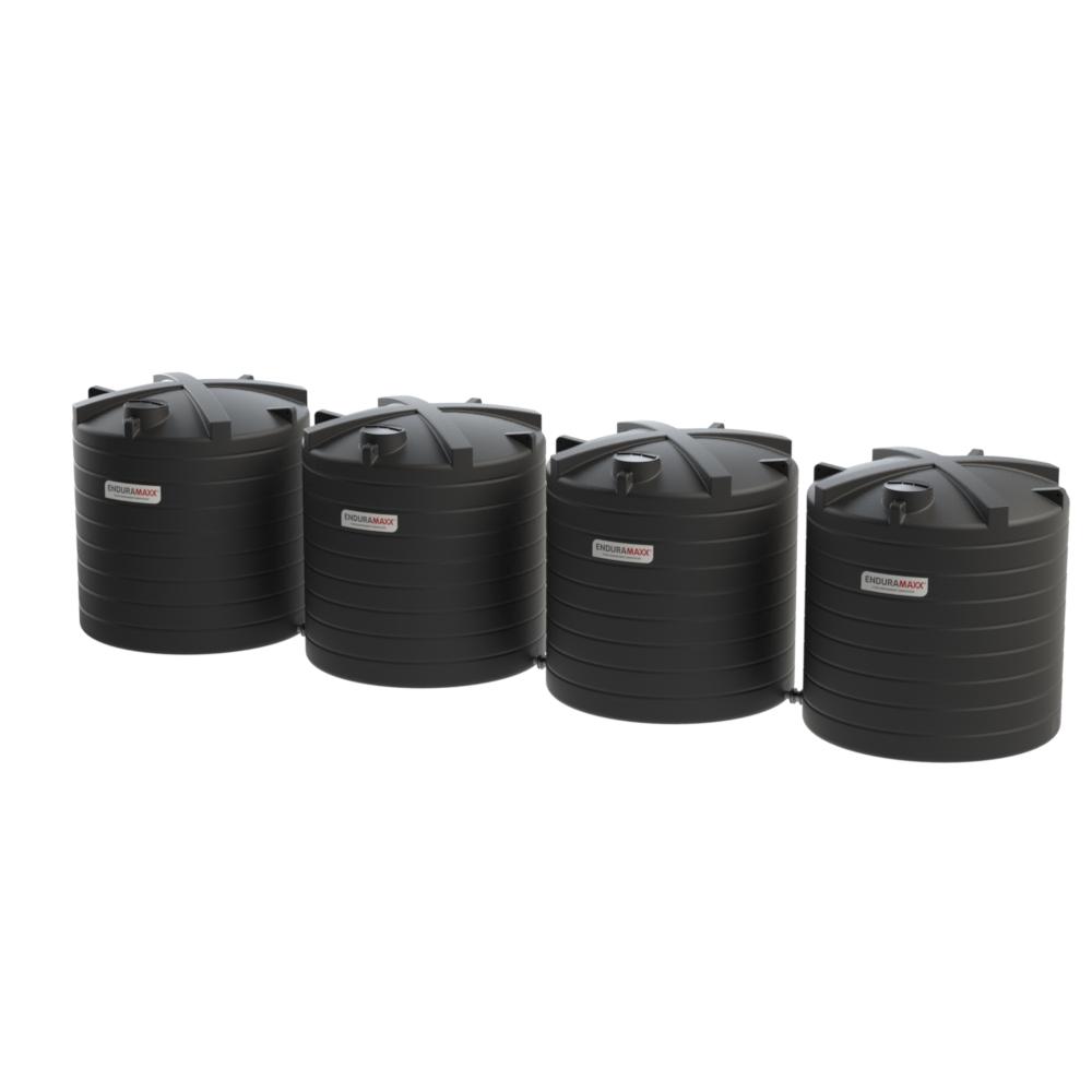 120,000 litre rainwater tank-black