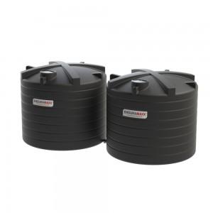 1721400-RH 40000 litre rainwater tank