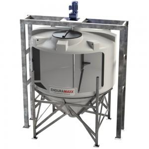 4000 Litre Conical Mixer Tank