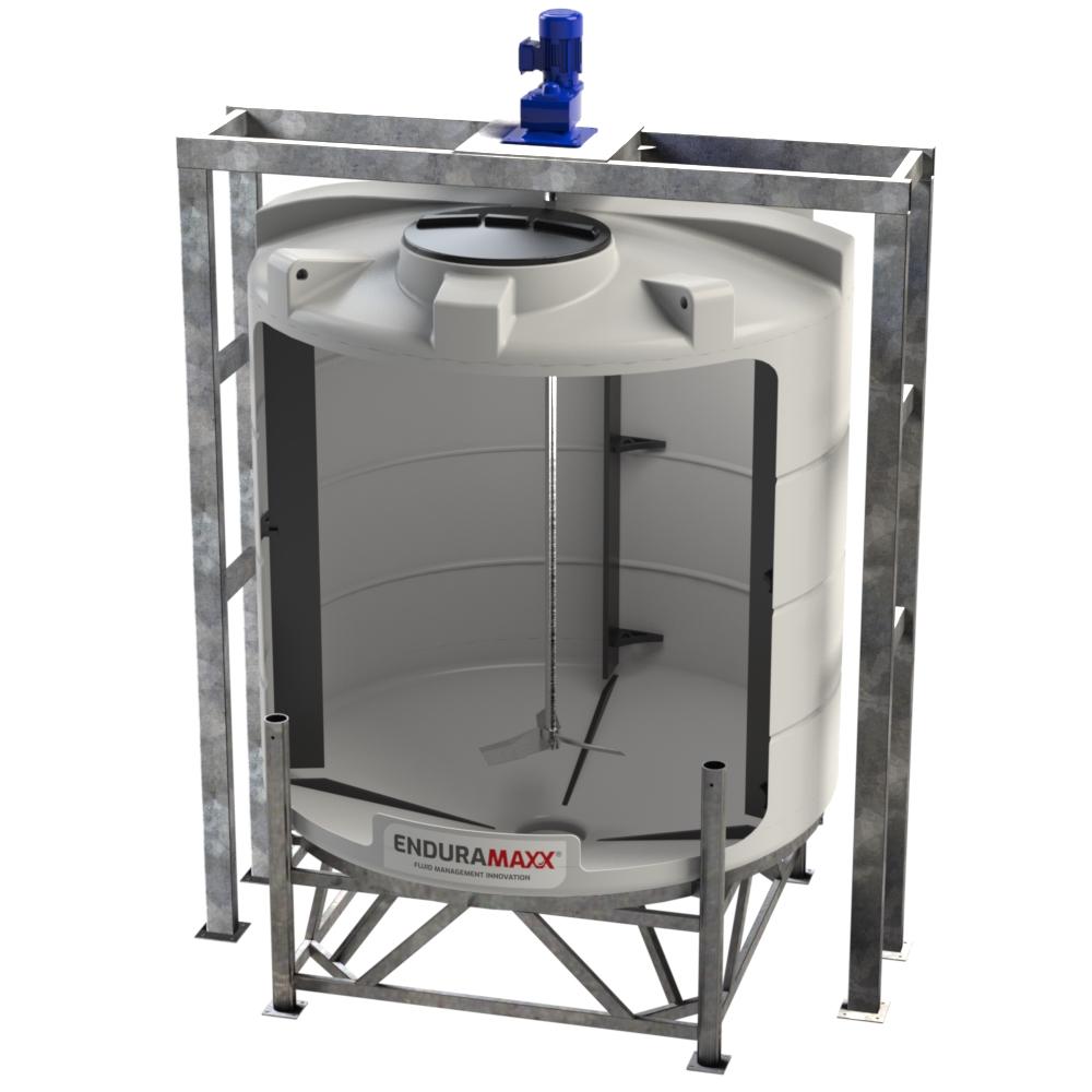 7000 Litre Conical Mixer Tank