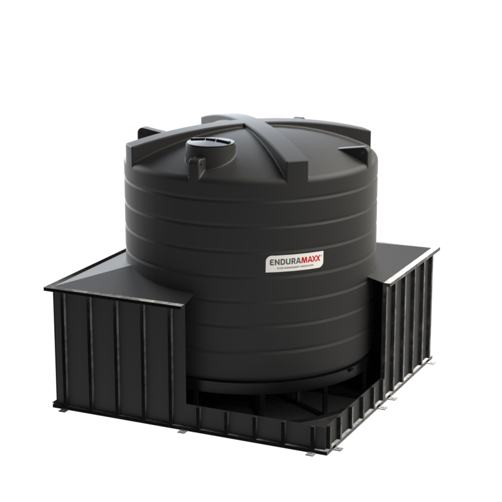CTBC25000 25000 Litre Conical Bunded Tank