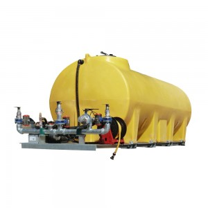 Demount Dust Suppression Bowsers