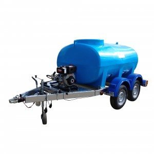 Road Tow Pressure Washer Bowsers