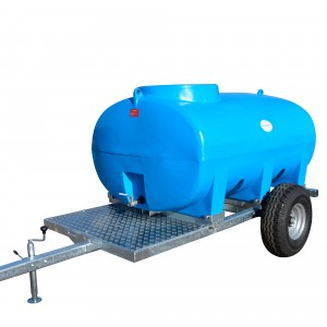 Site Tow Water Bowser