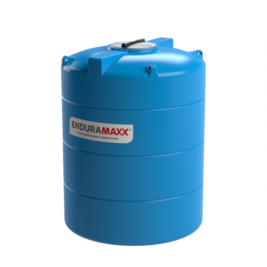 2,500 litre emergency milk tank - 17221008MT