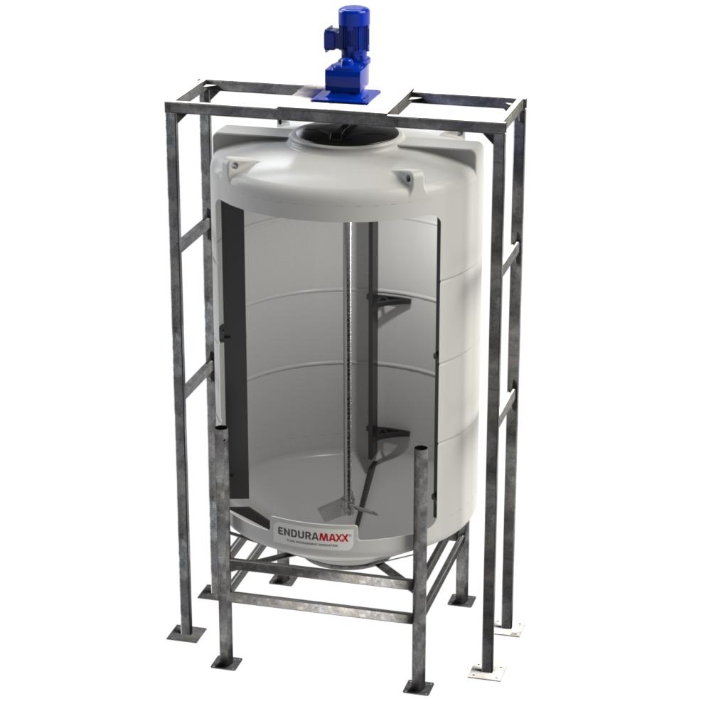 2000 Litre Reagent Coagulation Mixers