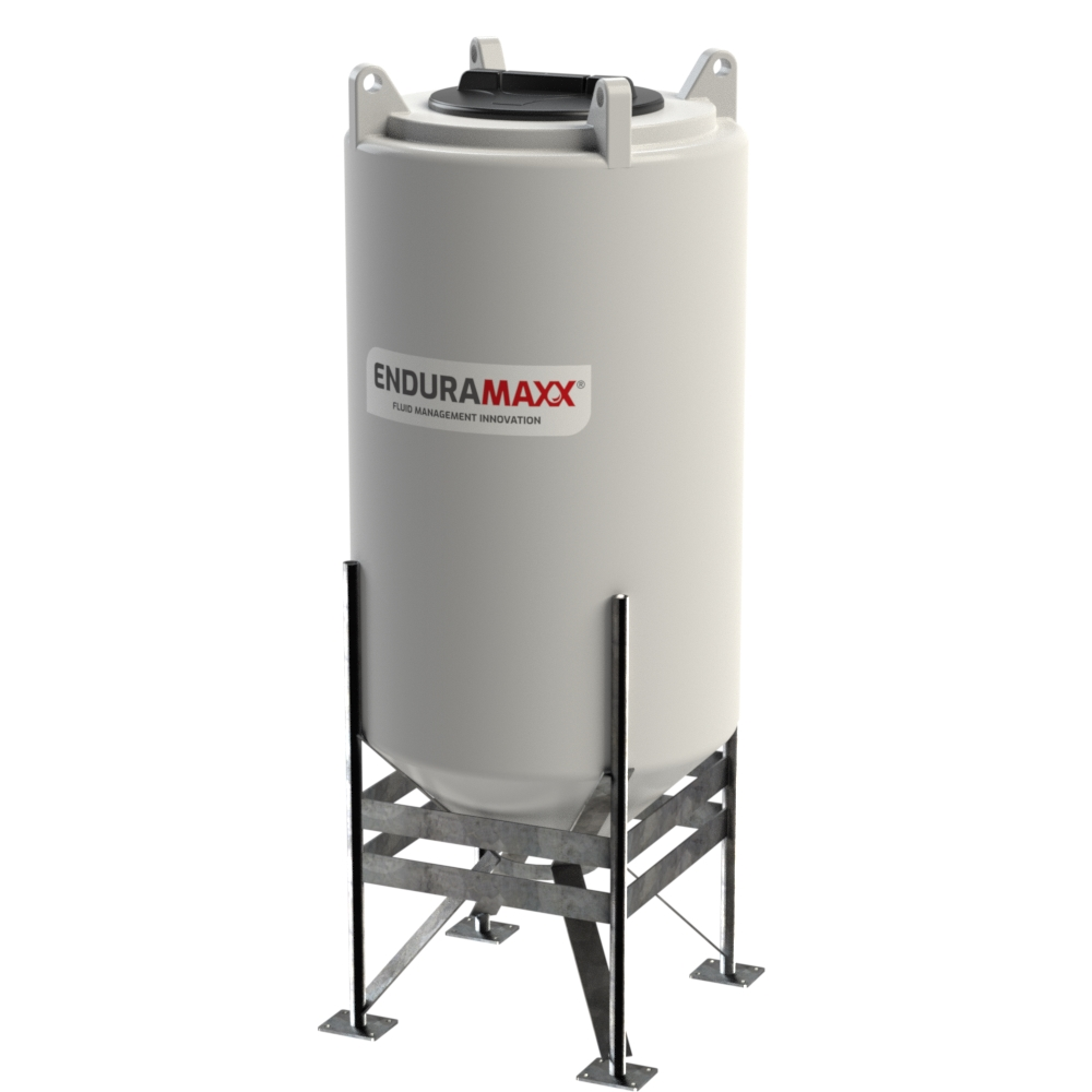 250 Litre Plastic Fermentation Tank With Stand