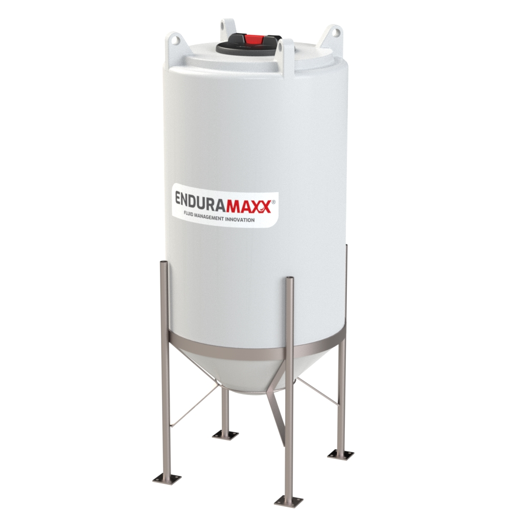 500 Litre Plastic Fermentation Tank With Stand