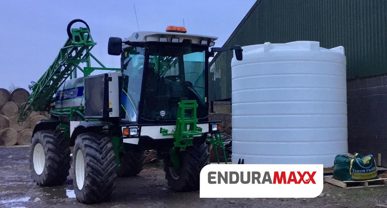 Enduramaxx 8 Advantages of liquid fertiliser