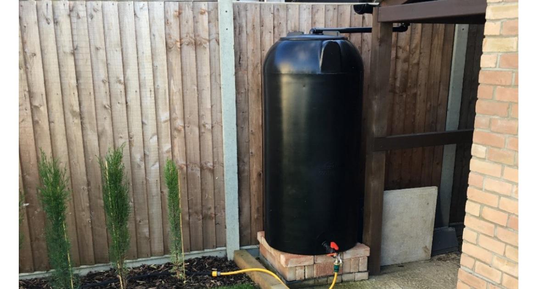 Enduramaxx Domestic Rainwater Harvesting
