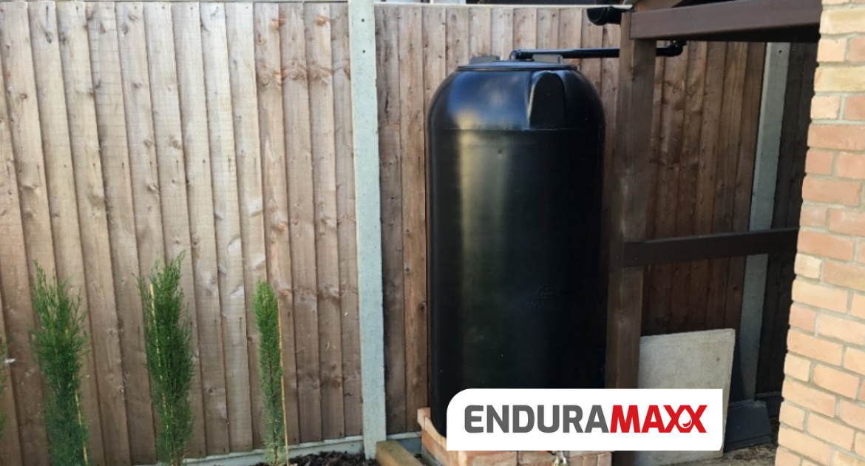 Enduramaxx How to waste less water