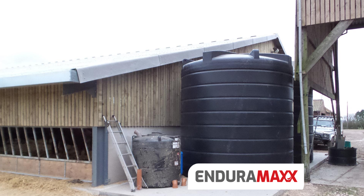 Enduramaxx Maximise Rainwater Capture How to find the right tank size