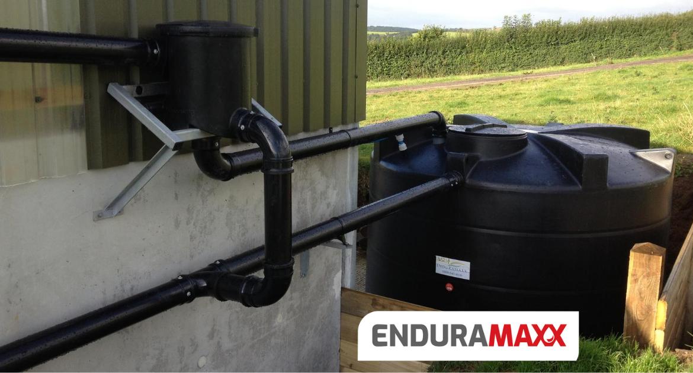 Enduramaxx Maximising Your Rainwater Tank Investment