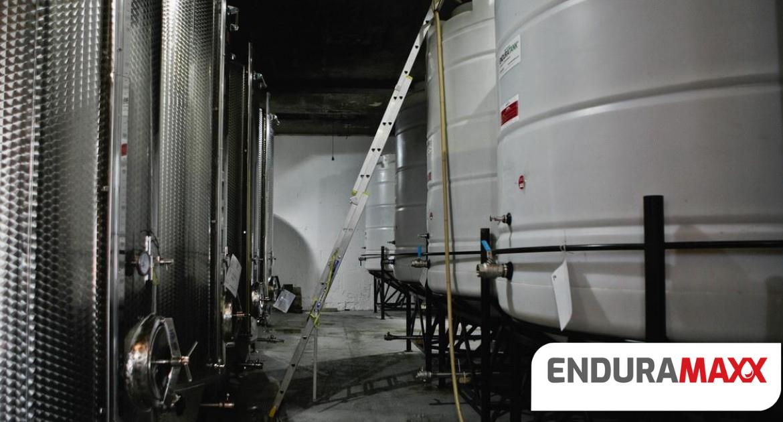 Enduramaxx Plastic tanks for foodstuffs storage