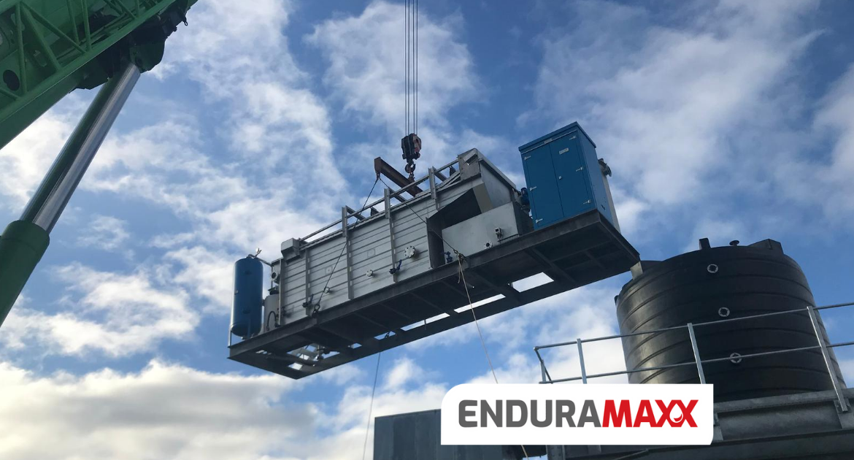 Enduramaxx Process Water Treatment Consultancy