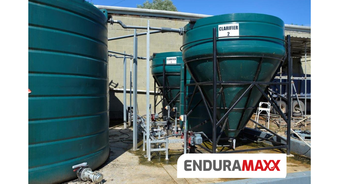 Enduramaxx What is a clarifier in wastewater treatment plant