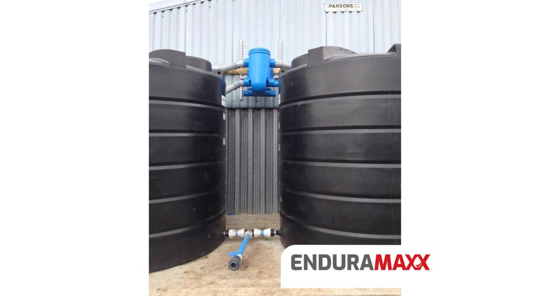 Enduramaxx Benefits of linking water tanks