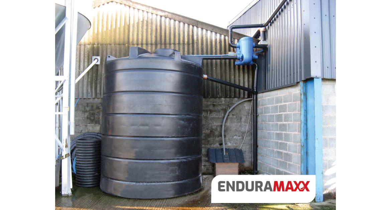 Enduramaxx Choosing the Right Size Rainwater Tank