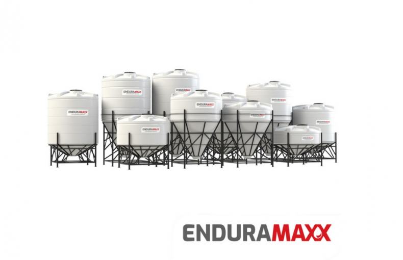Enduramaxx Conical Cone Tanks for Settlement, Brewing, Mixing & More