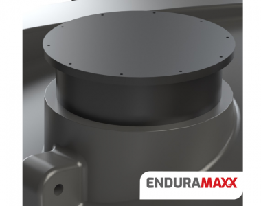 Enduramaxx Correct lid for fuming chemicals