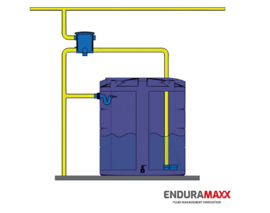 Enduramaxx How to clean a rainwater tank