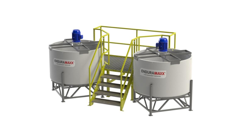 Enduramaxx Water Process In Manufacturing