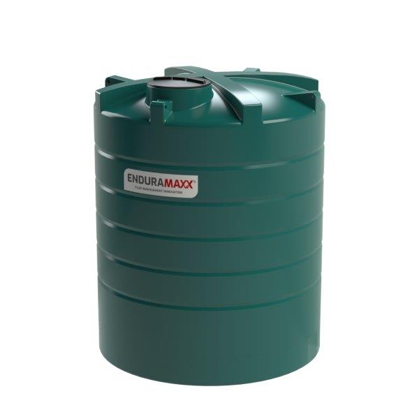 17212603 12,000 Litre Rainwater Harvesting Tank Green