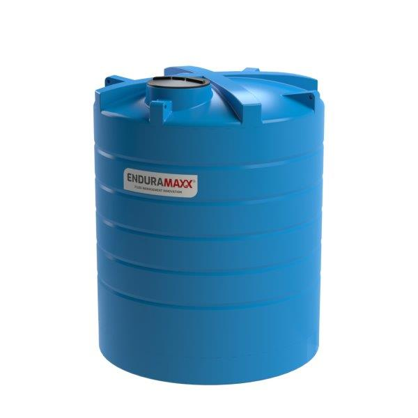 17212608 12,000 Litre Rainwater Harvesting Tank Blue