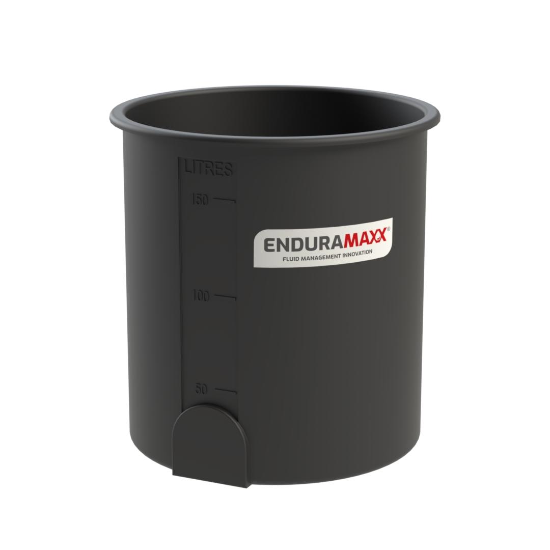 17270101-BUND-Slimline-110-L-Dosing-Tank-Bund-Black