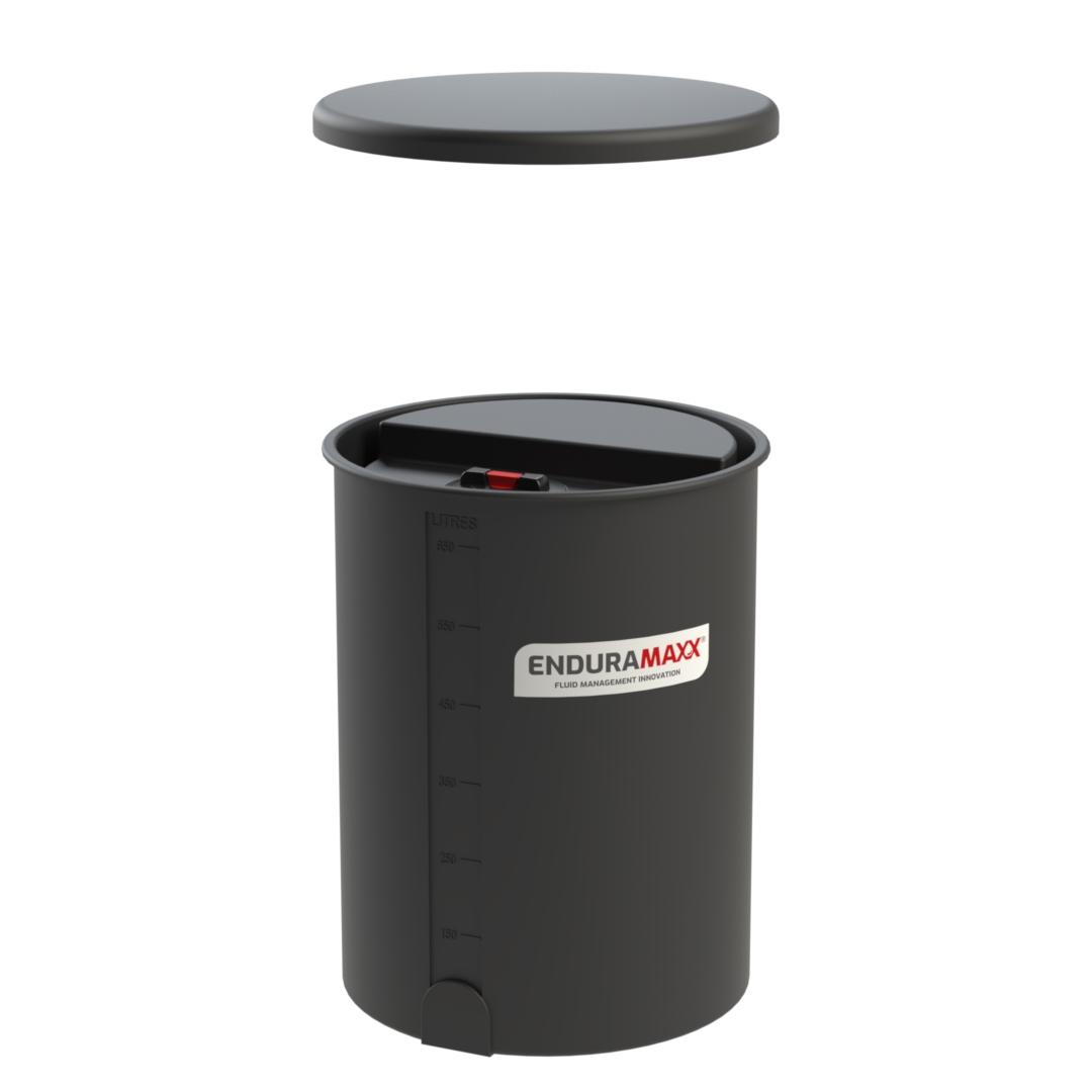 17270501-Slim-500-Litre-Dosing-Tank-Bund-Black