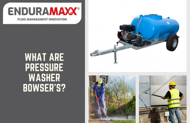 What are Pressure Washer Bowser's?