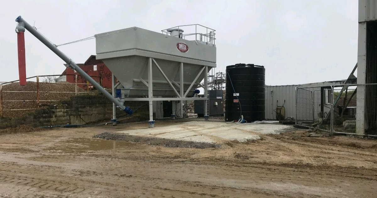 Enduramaxx Admixture (Admix) Tanks for Concrete Batching
