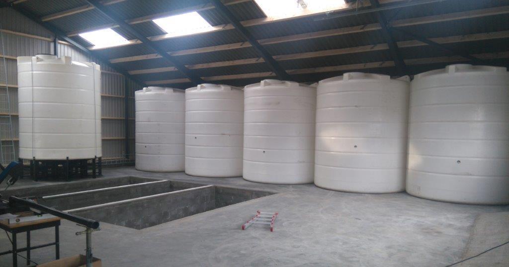 Enduramaxx Chemical Storage Tank UK Manufacturer