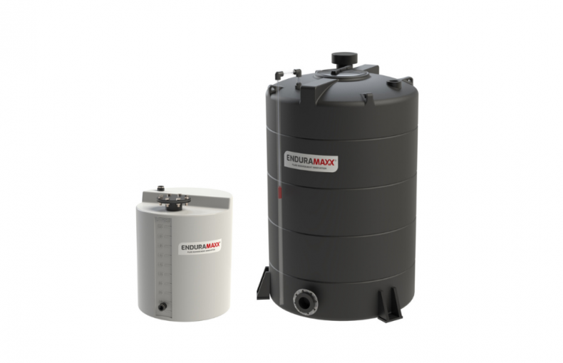 Enduramaxx Ferric Chloride Storage Solutions for Containerised Systems